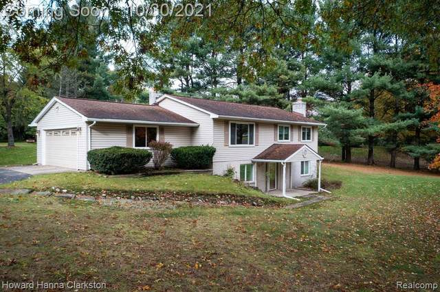 1656 Oneida Trail, Orion Twp, MI 48362 (#2210090122) :: National Realty Centers, Inc