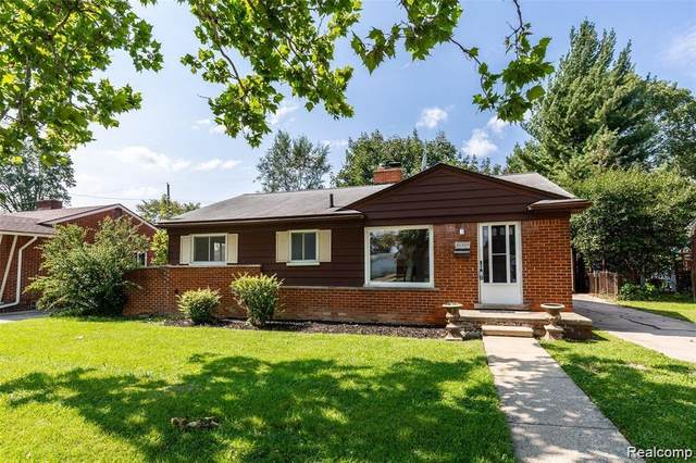 31375 Pagels Drive, Warren, MI 48092 (#2210090124) :: Real Estate For A CAUSE