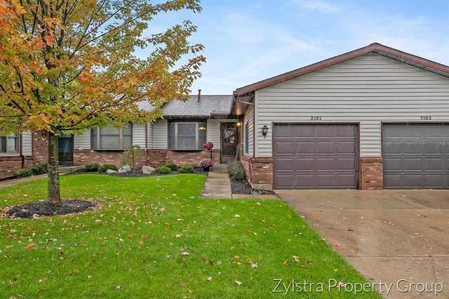 2151 Remington Way NE, Grand Rapids, MI 49505 (#65021112519) :: National Realty Centers, Inc