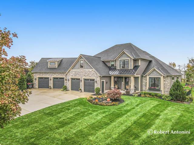 7800 Harmony Cove Court SE, Gaines Twp, MI 49315 (#65021112518) :: National Realty Centers, Inc