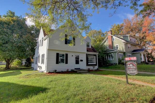 1013 W Franklin Street, Jackson, MI 49203 (#55021112523) :: Real Estate For A CAUSE
