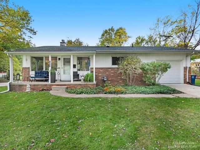 1211 City Drive, Ann Arbor, MI 48103 (#543284715) :: National Realty Centers, Inc