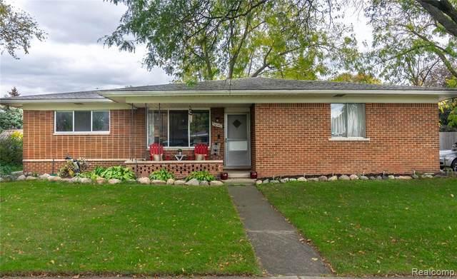 30142 Austin Drive, Warren, MI 48092 (#2210090158) :: Real Estate For A CAUSE