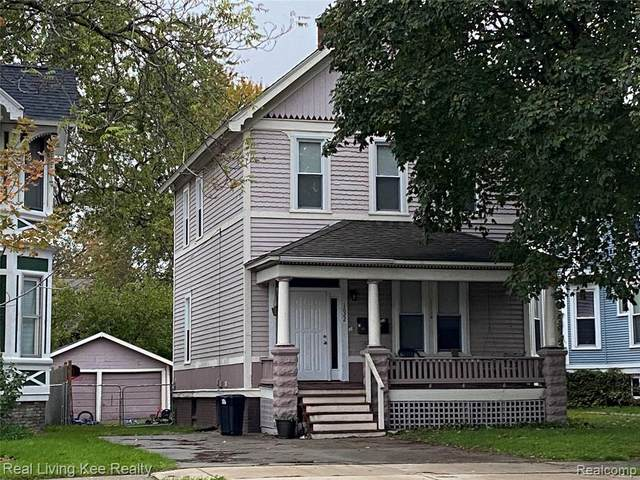 1622 Military Street, Port Huron, MI 48060 (#2210090219) :: Real Estate For A CAUSE