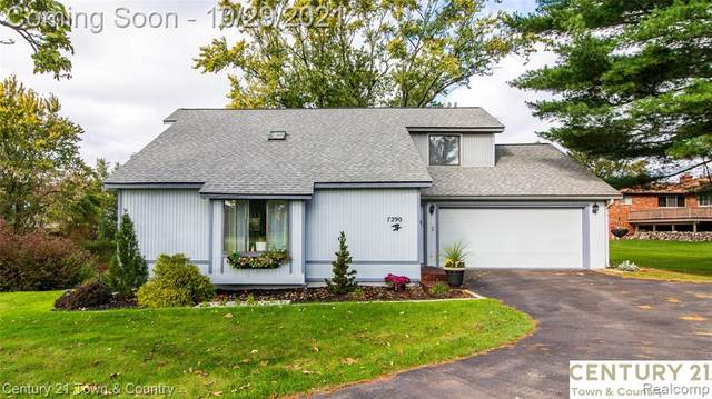 7290 Pontiac Lake Road, Waterford Twp, MI 48327 (#2210090226) :: National Realty Centers, Inc