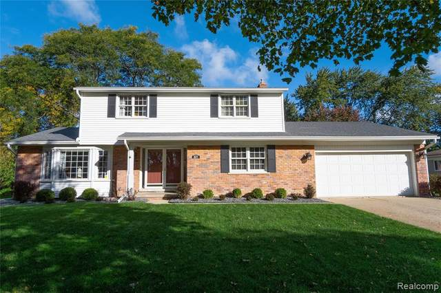 36750 Bobrich Street, Livonia, MI 48152 (#2210090232) :: Real Estate For A CAUSE