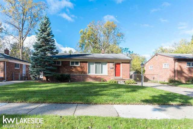 22321 Logue, Warren, MI 48091 (#58050059140) :: Real Estate For A CAUSE