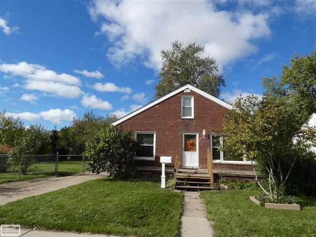 22445 Heussner, Warren, MI 48089 (#58050059141) :: Real Estate For A CAUSE
