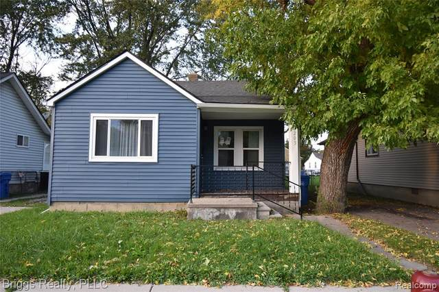 7203 Studebaker Ave, Warren, MI 48091 (#2210090235) :: Real Estate For A CAUSE