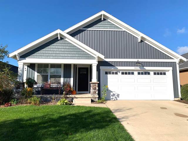 7477 Hometown Court SE #30, Caledonia Twp, MI 49316 (#65021112575) :: National Realty Centers, Inc