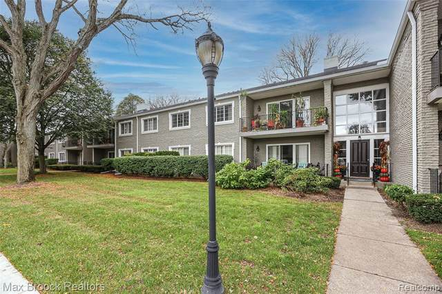 1111 N Old Woodward Ave Avenue #21, Birmingham, MI 48009 (#2210090319) :: National Realty Centers, Inc