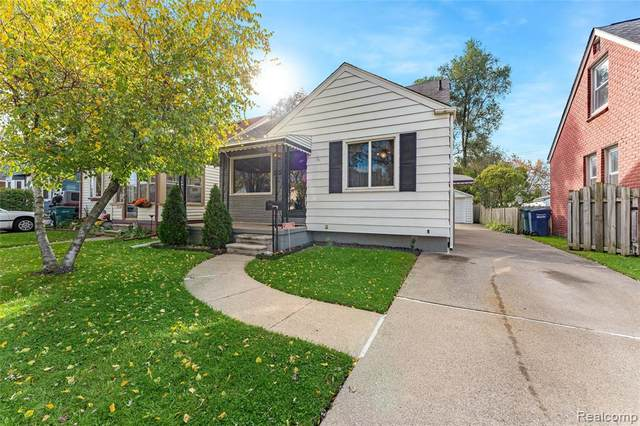 1337 London Street, Lincoln Park, MI 46146 (#2210090334) :: Real Estate For A CAUSE