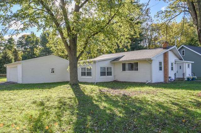 286 Edgewood Dr, Leoni Twp, MI 49201 (#62021112650) :: Real Estate For A CAUSE