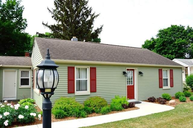 603 W Michigan Avenue, Paw Paw Vlg, MI 49079 (#66021112648) :: Real Estate For A CAUSE
