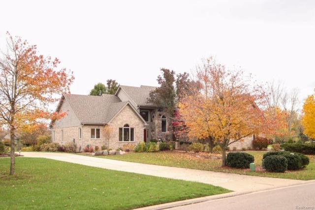 1725 Stonebridge Drive, Pittsfield Twp, MI 48108 (MLS #543253306) :: The Toth Team