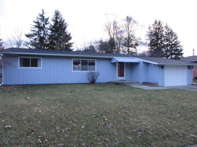 30 Sycamore, Chelsea, MI 48118 (MLS #543253496) :: The Toth Team