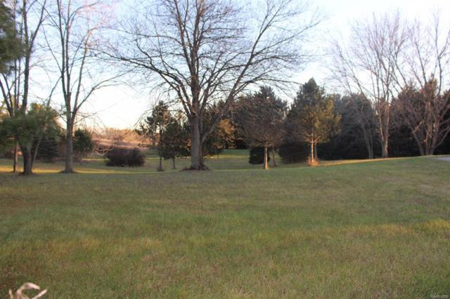 0 Sharon Valley Road, Norvell, MI 49240 (MLS #543253549) :: The Toth Team