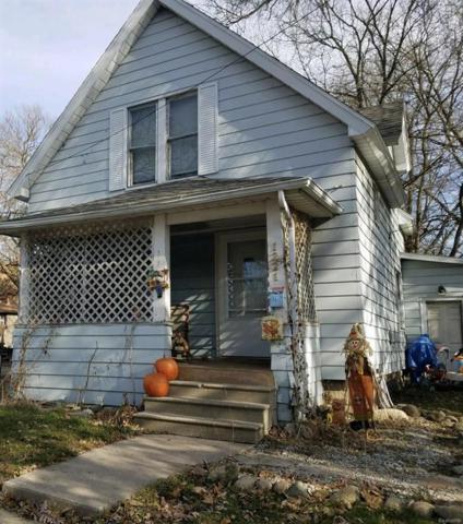 1221 Williams Street, Jackson, MI 49203 (#543253566) :: RE/MAX Classic