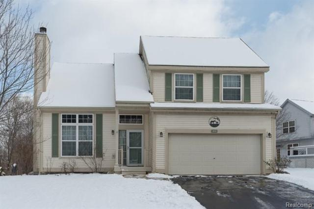 2510 Hilltop Lane, Oceola Twp, MI 48843 (#543253590) :: The Buckley Jolley Real Estate Team