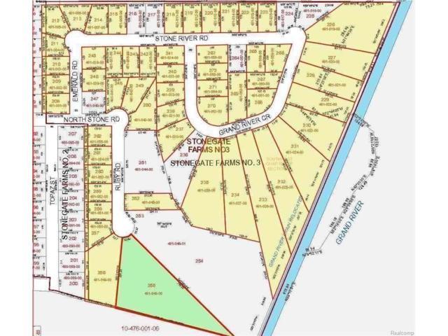 226 Grand River Circle, BLACKMAN CHARTER, MI 49201 (MLS #55020024439) :: The Toth Team
