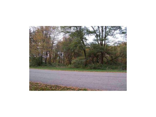 Campbell Lake Dr, Parma, MI 49269 (MLS #55201603703) :: The Toth Team