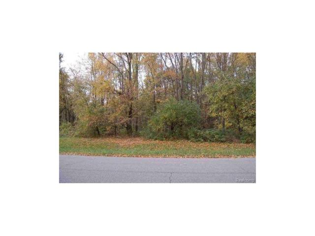 Campbell Lake Dr, Parma, MI 49269 (MLS #55201603704) :: The Toth Team