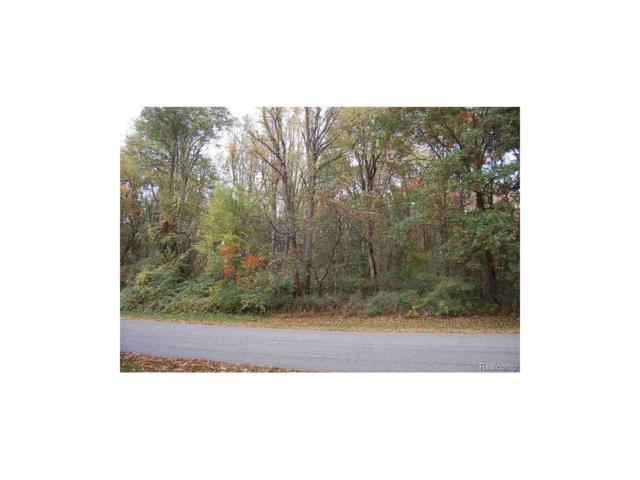 Campbell Lake Dr, Parma, MI 49269 (MLS #55201603705) :: The Toth Team