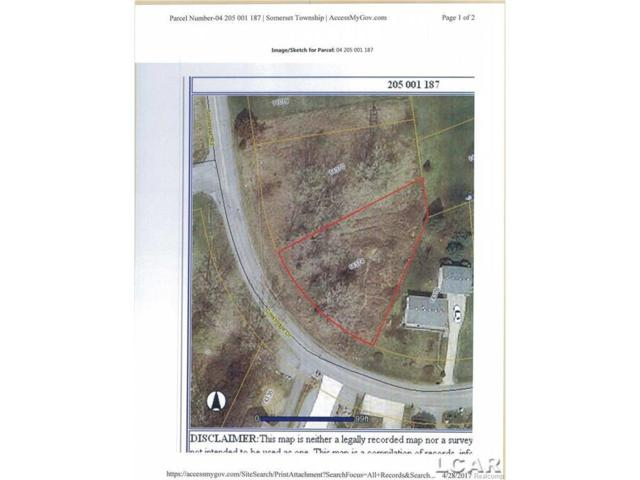 14374 Crestridge Drive, Somerset Twp, MI 49233 (MLS #56031319434) :: The Toth Team