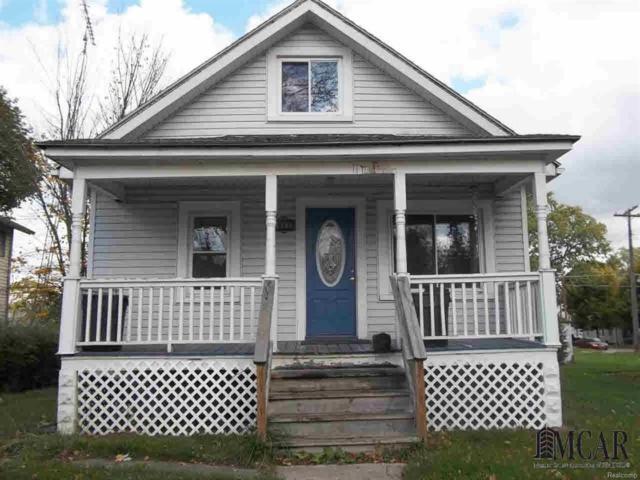 623 E Fourth Street, Monroe, MI 48161 (#57003451182) :: RE/MAX Nexus