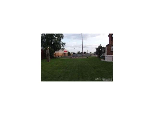 0 Barton, Saint Clair Shores, MI 48081 (MLS #58031260610) :: The Toth Team