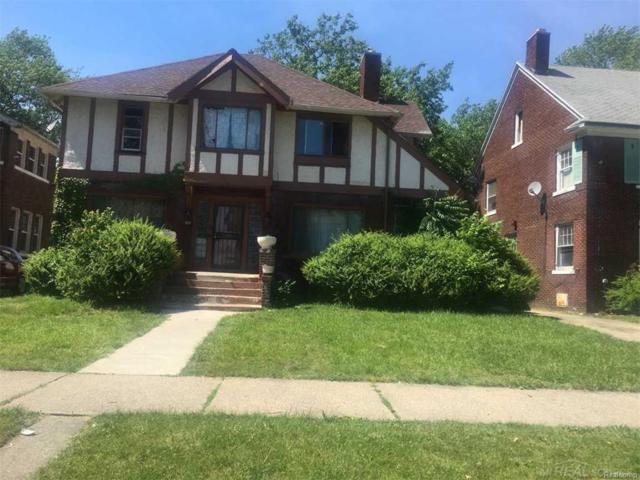 1642 Edison, Detroit, MI 48206 (#58031322867) :: Metro Detroit Realty Team | eXp Realty LLC