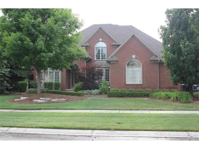 55405 Whitney Dr, Shelby Twp, MI 48315 (#58031323615) :: Simon Thomas Homes