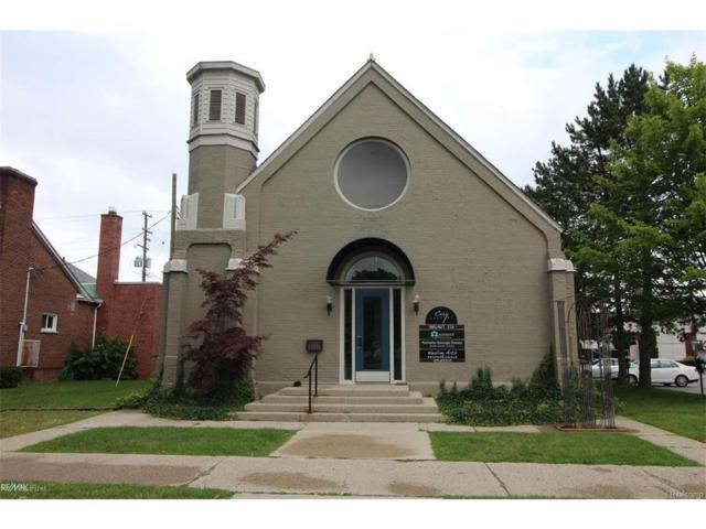 226 Walnut Blvd, Rochester, MI 48307 (#58031328680) :: Simon Thomas Homes