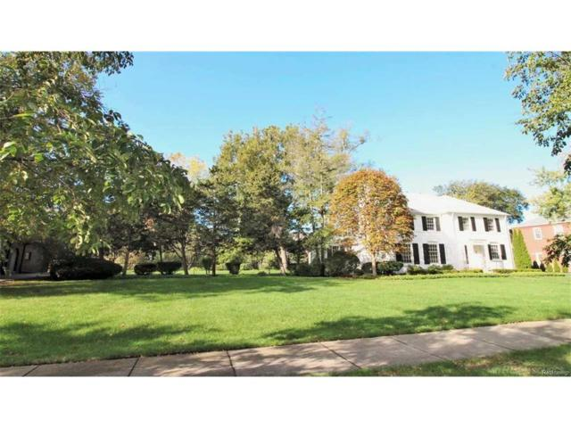 759 Berkshire, Grosse Pointe Park, MI 48230 (#58031333535) :: Duneske Real Estate Advisors