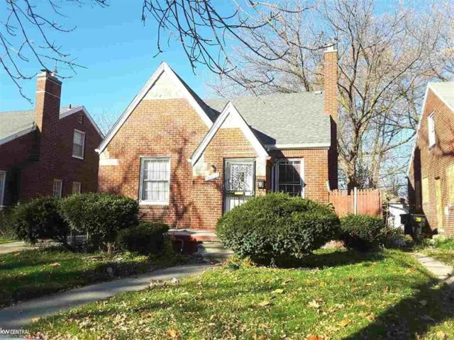 10327 Roxbury, Detroit, MI 48224 (MLS #58031334907) :: The Toth Team