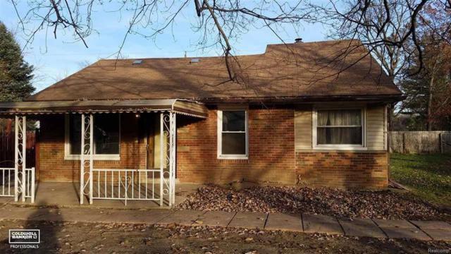 3315 Longview Ave, Rochester, MI 48307 (#58031335713) :: Simon Thomas Homes