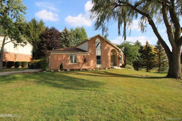 300 Shellbourne, Rochester Hills, MI 48309 (#58031336890) :: Simon Thomas Homes