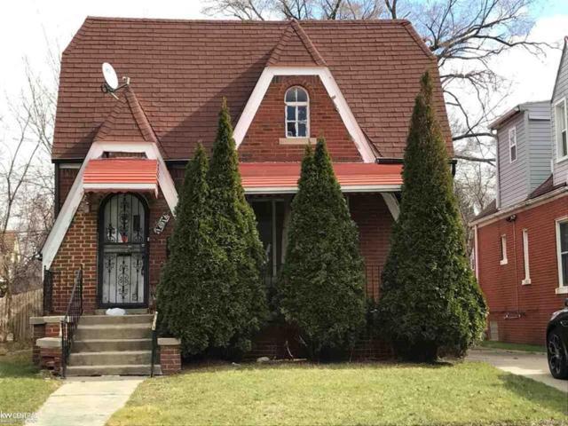 14914 Monte Vista, Detroit, MI 48238 (MLS #58031336892) :: The Toth Team