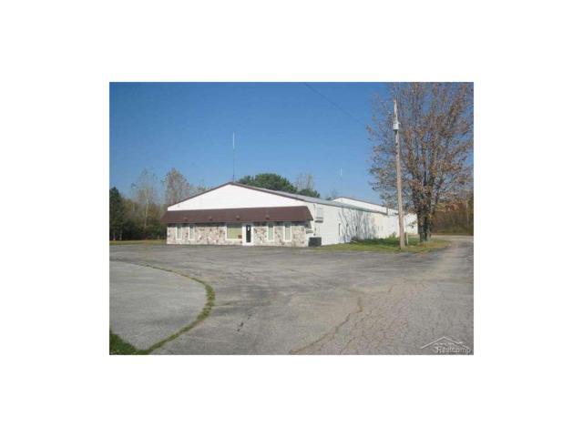 9856 Sarle Rd, Tittabawassee Twp, MI 48623 (MLS #61031303199) :: The Toth Team
