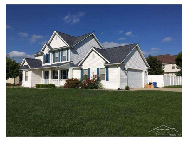 8298 Goldfinch, Tittabawassee Twp, MI 48623 (MLS #61031310204) :: The Toth Team