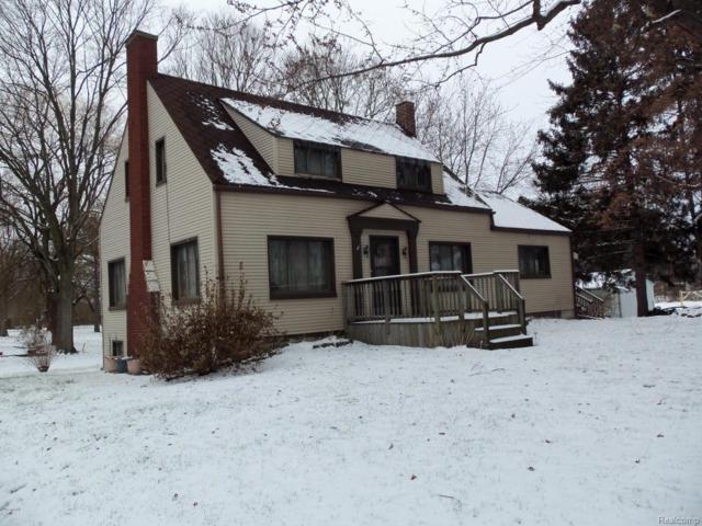 232 S Matteson Lake Rd, BRONSON TWP, MI 49028 (#62017058757) :: Duneske Real Estate Advisors