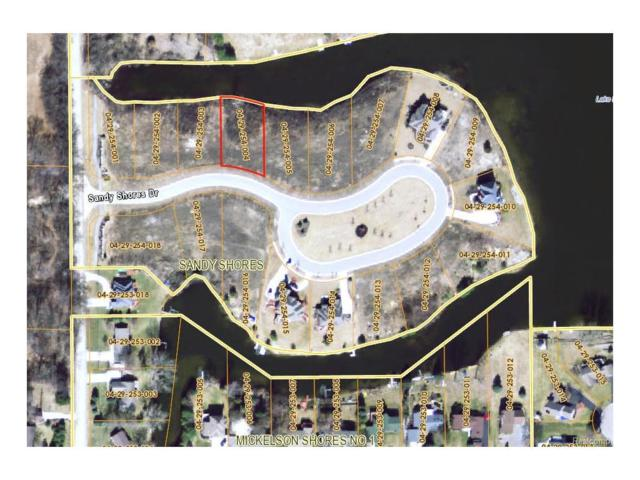 1932 Sandy Shores, Oxford Twp, MI 48371 (MLS #214096342) :: The Toth Team