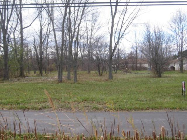 0 River Road, Saint Clair Twp, MI 48079 (MLS #214125289) :: The Toth Team