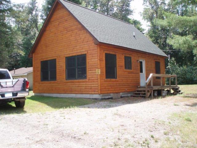 1970 Camp Modoc Trail N, Koehler Twp, MI 49749 (MLS #215001788) :: The Toth Team