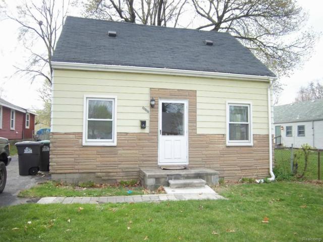 6160 Mcguire Street, Taylor, MI 48180 (#215018487) :: RE/MAX Classic