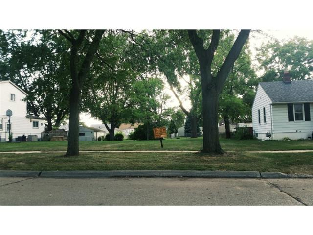 1078 Cora Street, Wyandotte, MI 48192 (MLS #215120280) :: The Toth Team