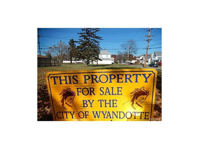 831 Antoine Street, Wyandotte, MI 48192 (#215121260) :: The Buckley Jolley Real Estate Team