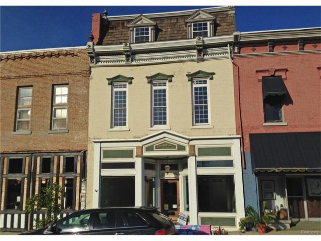 142 S Broadway Street, Cassopolis Vlg, MI 49031 (#216001246) :: RE/MAX Classic