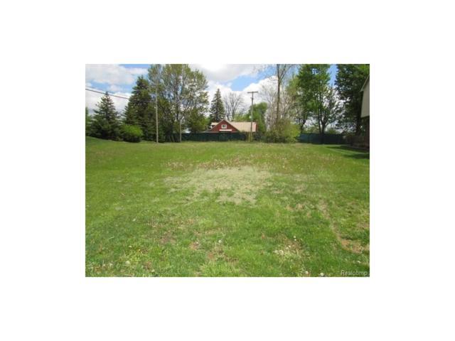 13101 Golf Lake Drive, Taylor, MI 48180 (#216045935) :: RE/MAX Classic