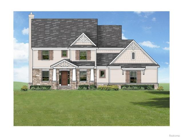11957 Scenic Valley, Springfield Twp, MI 48350 (MLS #216056182) :: The Toth Team